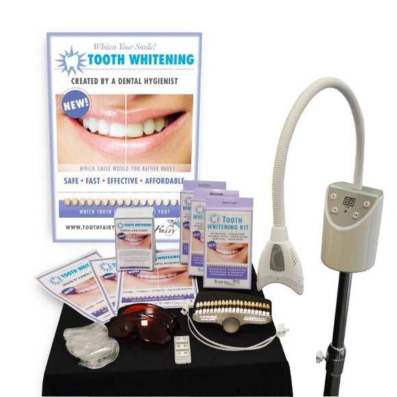 PROFESSIONAL TOOTH WHITENING STARTER SET