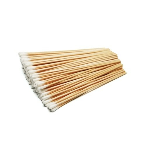 Long wood tip applicators 100pcs