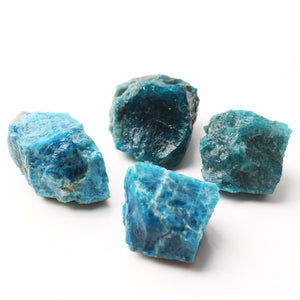 1PC Natural Apatite Crystal Rough Stone