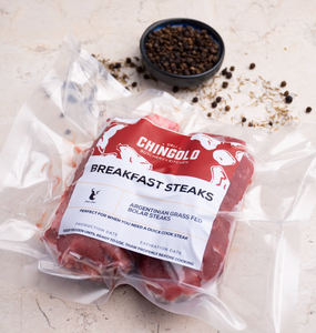 Breakfast Steaks