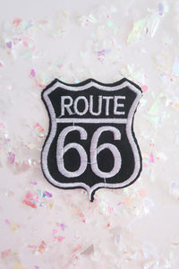 Vintage Route 66 Patch