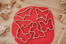 Load image into Gallery viewer, Butterfly Eco Dough Cutters (Set of 3)