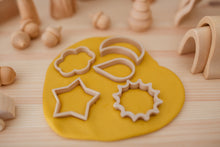 Load image into Gallery viewer, Sky Mini Eco Dough Cutters (Set of 5)