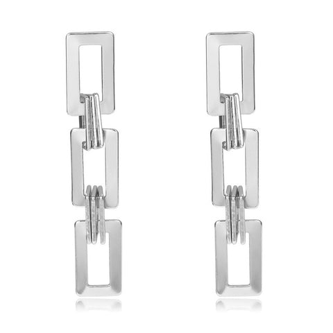 Ubeda Earrings Silver