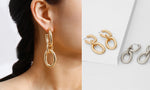 Sitges Earrings Gold