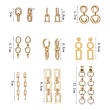 Obejo Earrings Gold