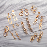 Roquetas Earrings Gold