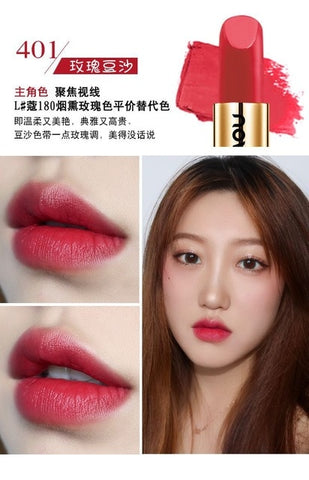 6 Colors Lipstick Matte Velvet Long Lasting Lip Stick Waterproof Cosmetic Beauty Lip Makeup
