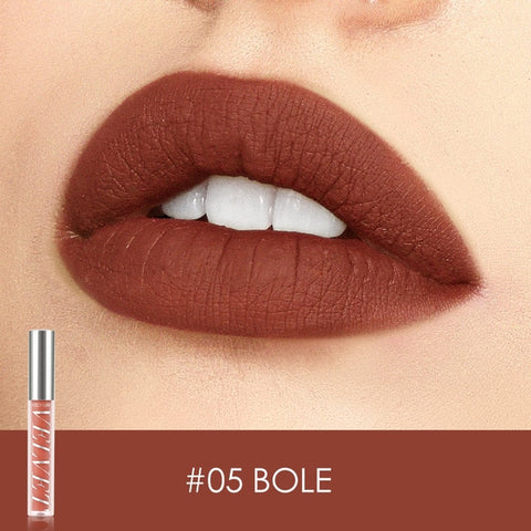 Focallure Matte lipstick waterproof long lasting red velvet smooth lip pencil red brown colors top quality lipstick lip makeup