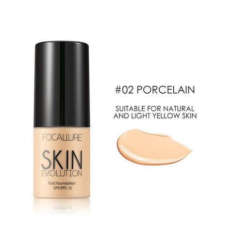 FOCALLURE Base Face Liquid Foundation