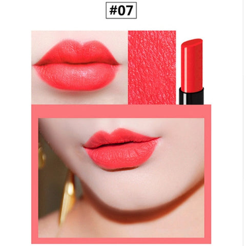 NOVO Brand 8 Colors Nude Matte Lipstick Makeup lips Waterproof Long Lasting Multifunction Lip Stick Lip cosmetic Makeup