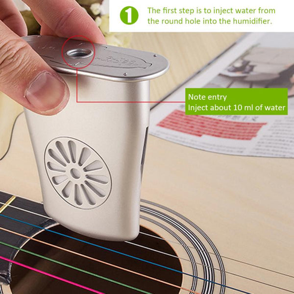 Anti Drying Sound Hole Humidifier ( FREE JUST PAY SHIPPING)