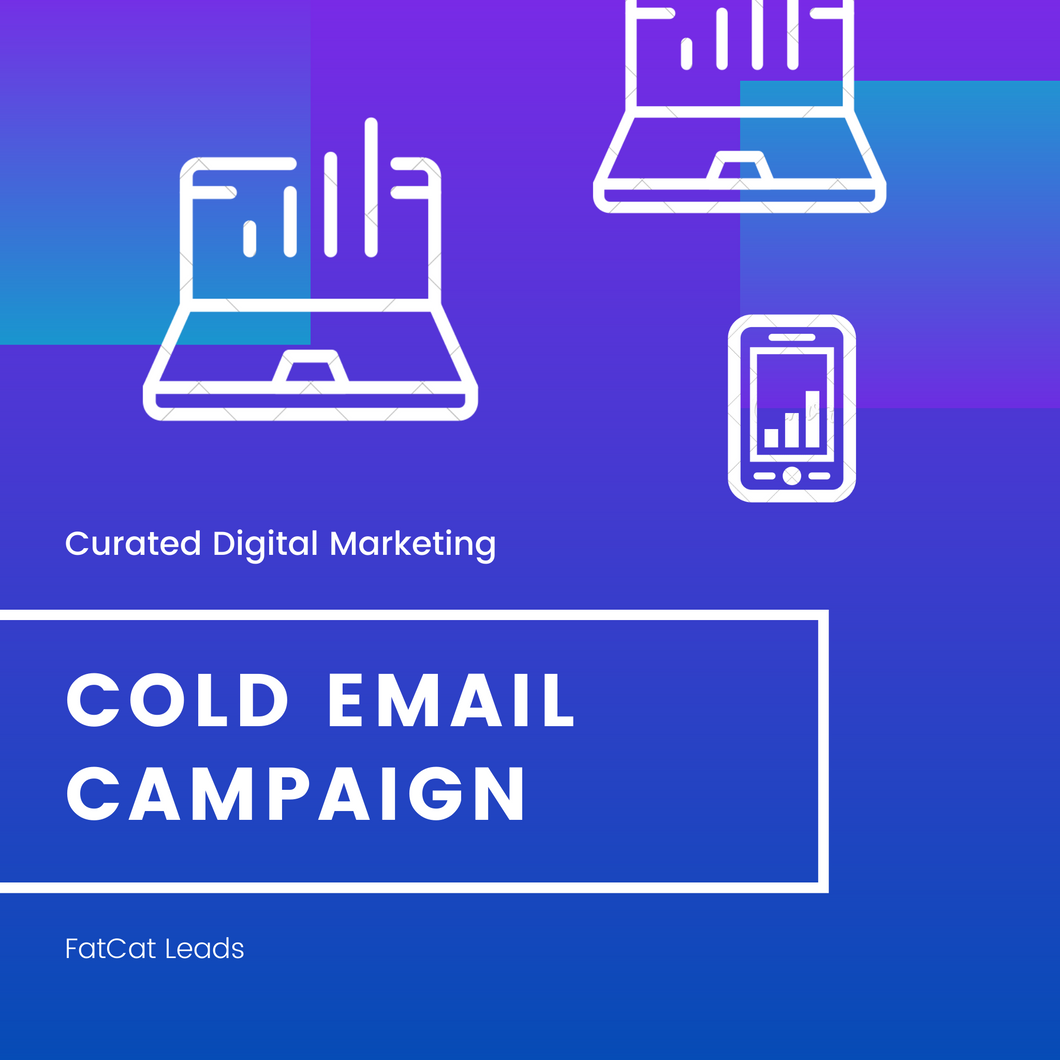 Cold Email Campaign