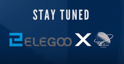 ELEGOO Established Sponsorship with EUROAVIA Napoli