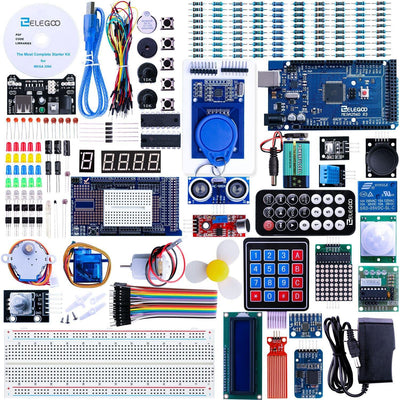 ELEGOO Mega 2560 The Most Complete Starter Kit Tutorial