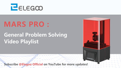 Mars Pro: General Problem Solving Video Playlist