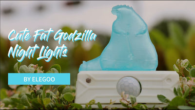 Tutorial: 3D Printed Fat Godzilla Night Light Based on Arduino Nano