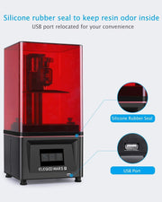 ELEGOO Mars Pro LCD MSLA 3D Printer with Air-Purifier 3D Printers elegoo-shop