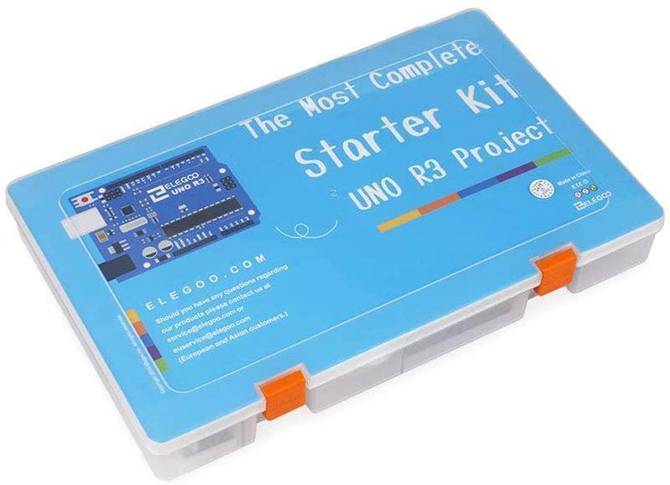 ELEGOO UNO R3 Most Complete Starter Kit Compatible with Arduino IDE Arduino STEM Kits elegoo-shop