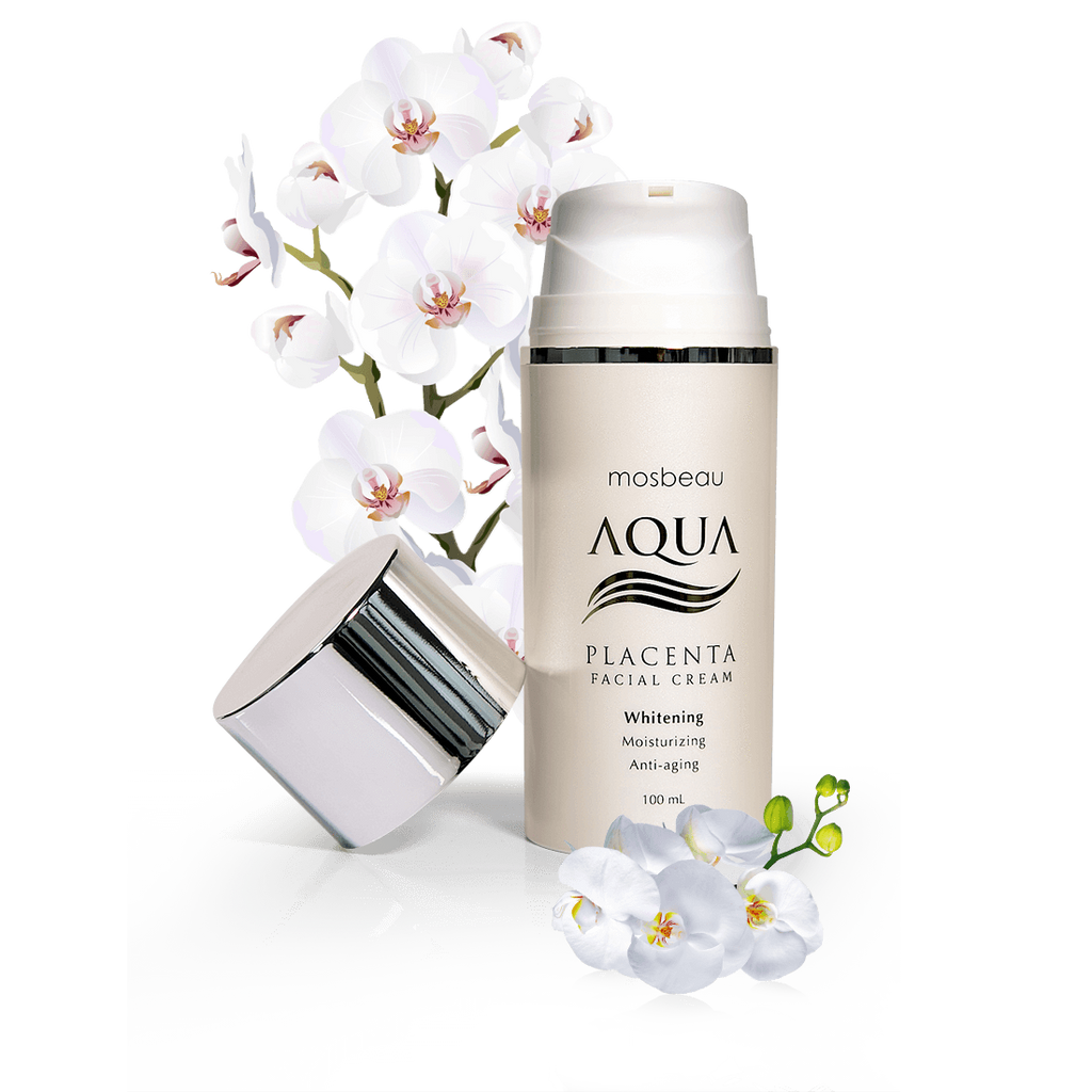 Aqua Placenta Facial Cream