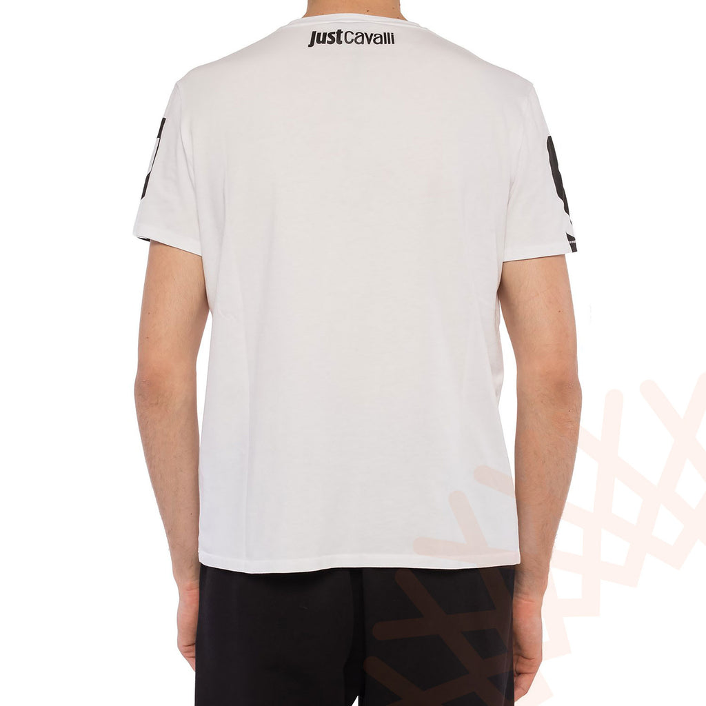 Just Cavalli T-Shirt Embroiled