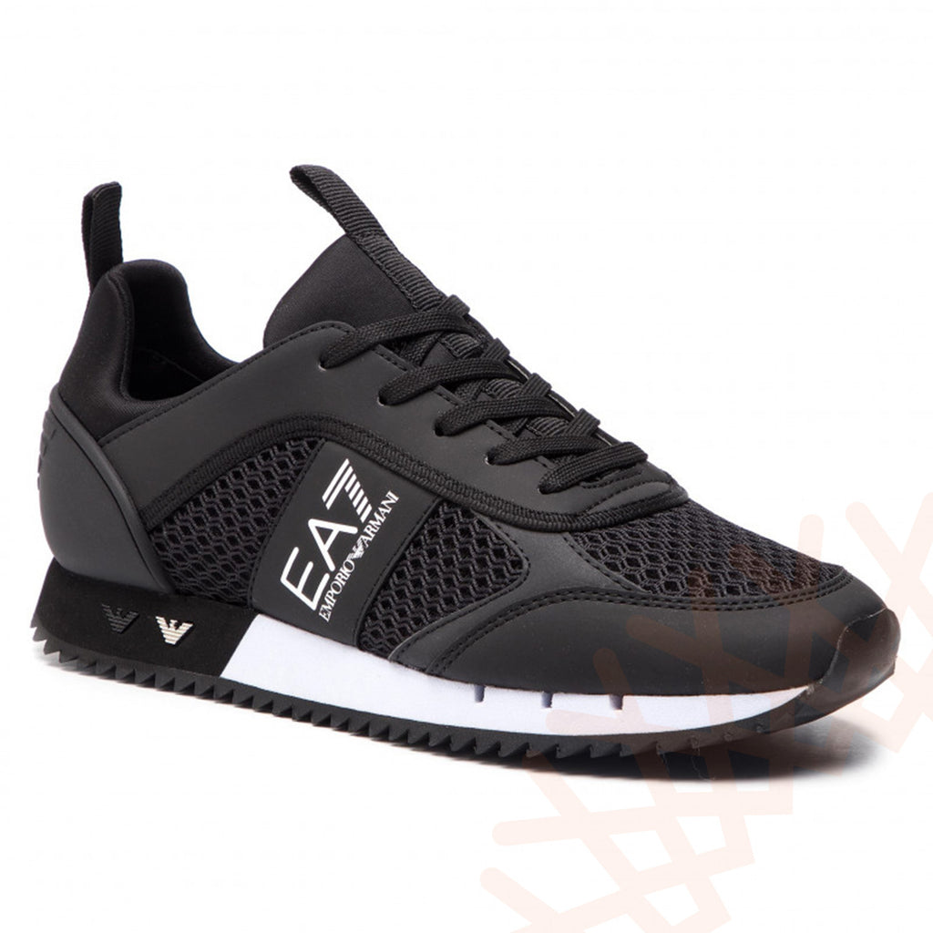 EA7 Emporio Armani Men's sneakers Black