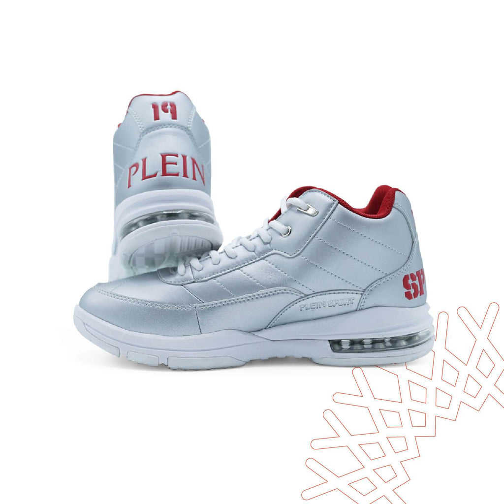 Malone high top sneakers Shoes Mekhala Store 39 Grey