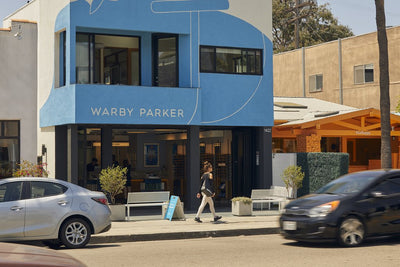Warby Parker: Venice Beach, California