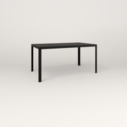RAD Signature Table in perforated steel and black powder coat.