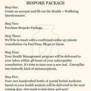 Bespoke Package