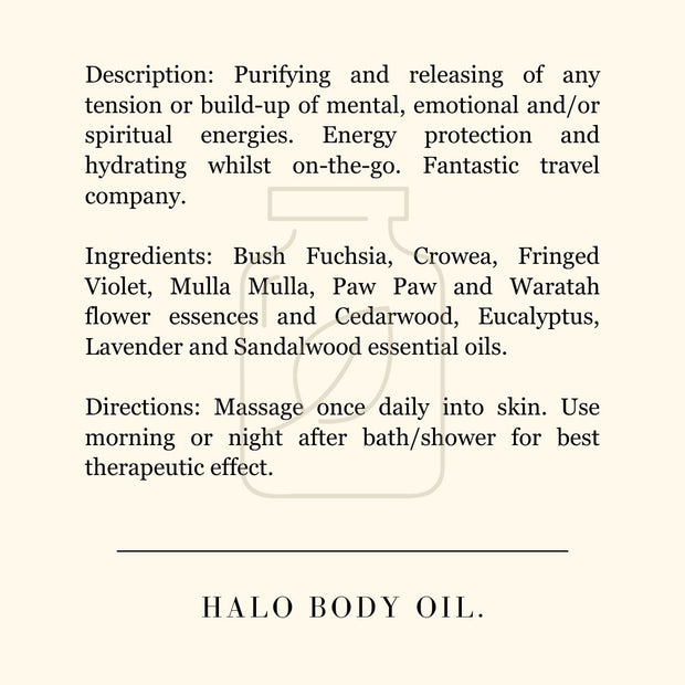 Energy Protection Body Oil