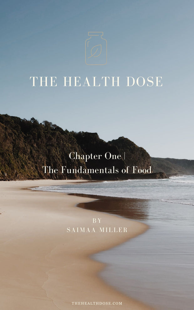 Chapter One: The Fundamentals of Food