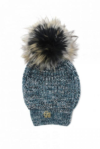 Image of GORRO HIGHLY PREPPY TRICOT JASPE