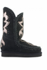 BOTA MOU NEGRA ESKIMO INNER WEDGE TEXAN PATCH