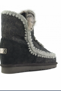 BOTA MOU ESKIMO INNER WEDGE FRONT HEART PATCH