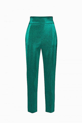 Image of PANTALON PITILLO ELISABETTA FRANCHI BRILLO