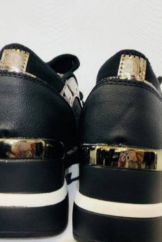 Image of SNEAKER NEGRO EXE SHOES