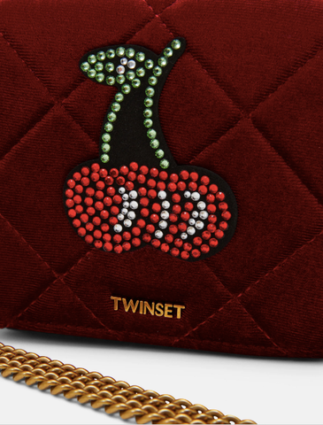 Image of Bolso Twinset Cerezas