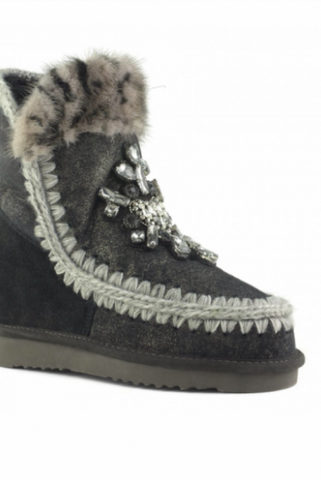 Image of BOTA MOU ESKIMO INNER WEDGE FRONT HEART PATCH