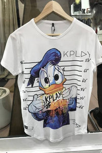 Camiseta Pato Donald KPLAY