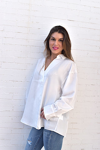 Image of Camisa Blanca Miss Sixty