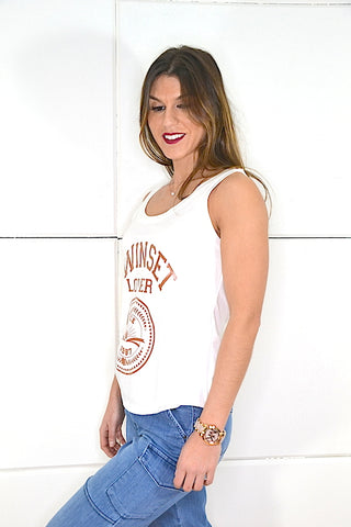 Image of Camiseta Twinset Lover