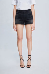 Short Denim Negro Miss sixty