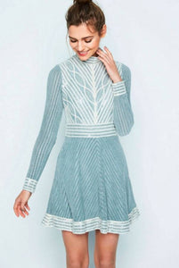VESTIDO HIGHLY PREPPY BIES MIXED
