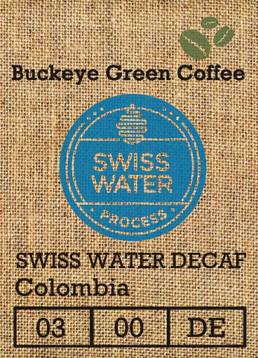 Swiss Water Decaf - Colombia