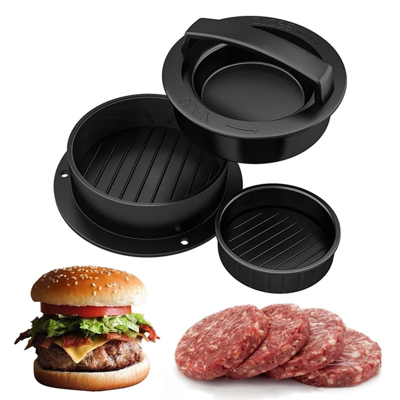 BG Bumbock - Non-Stick Burger Makers