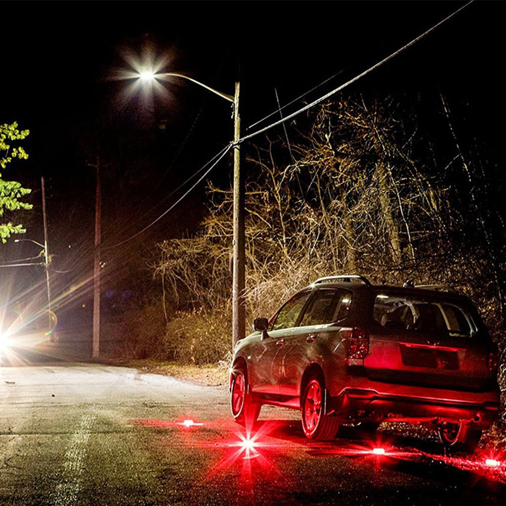 (11.11 SALES!) LED Road Flares Flashing Warning Light