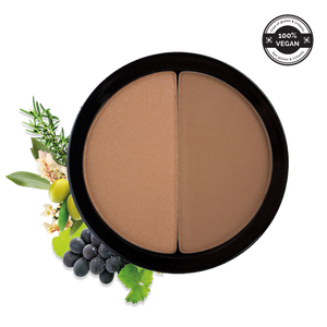 bronzer, honeypie minerals, minerals, matte shade, soft, feminine look, contour, matte, bronzed cheeks, sensitive skin, Improved Skin Hydration, Eczema, Psoriasis or Irritation, vegan make up, organic make up