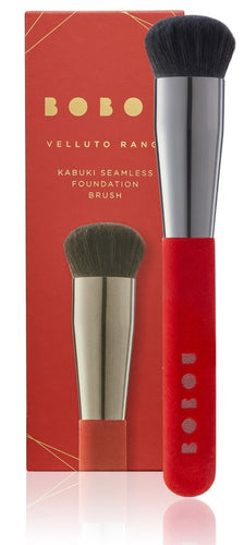 bobou brush, make up brush, brush, foundation brush, liquid foundation brush, vegan brush, organic brush