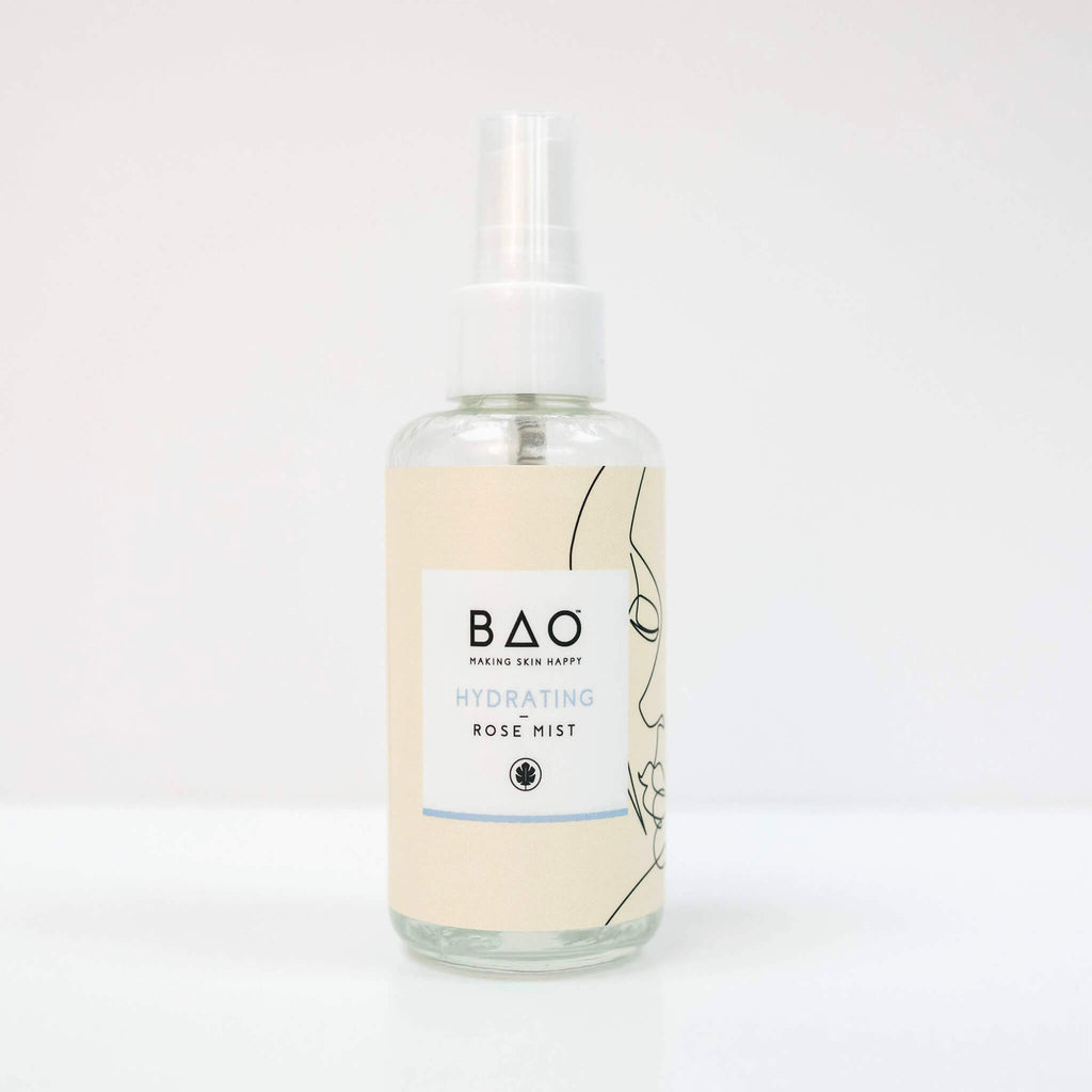 Hydrating Rose Mist BAO